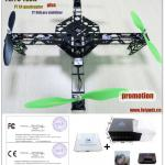 new supporting feet-FeiYu X4 pro uav quadcopter