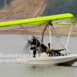 ST912 Amphibious motorized glider/ satelloid/ manned vehicle/Manned aircraft