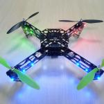 new supporting feet-FeiYu X4 quadcopter uav toy