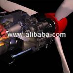 Turboprop Engine