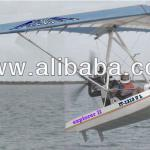 ULTRALIGHT DELTA SEAPLANE AMPHIBIOUS