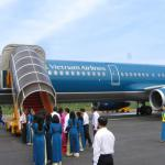 Ve may bay khuyen mai Vietnam airline di Bangkok