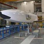 USV during integration at CIRA