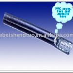 PVC cover metal flexible hose