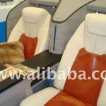 Anodizing on Aircraft Seats
