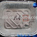 airline used aluminium foil container