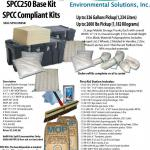SPCC Compliant Base Spill KIt