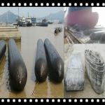 Marine Rubber Airbag movine ship and Building Construction