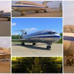 Complete B727-200 offered for sale