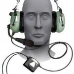 Aviation Headset ANR AH-2000