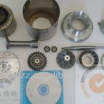 Turbojet engine parts/jet engine parts