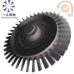 turbine blisk for turbine stator