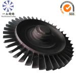 superalloy turbine wheel for drones