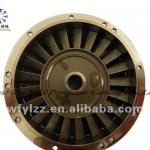 YLTJ-66 Superalloy Turbine Wheel and Nozzle guide vanes