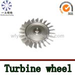 turbojet turbine disc