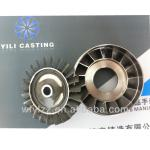 Nickel-based alloy investment casting used for turbojet engine
