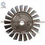 YL-100 Superalloy Turbine Wheel (turbojet engine parts)