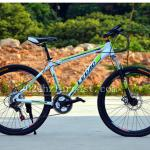 "26"" aluminum alloy frame mountain bike bicycle in stock-YDMT26060-A02"