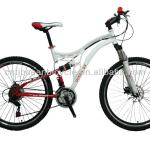 steel full suspension bicycle mountain bike mtb bicycle-OC-26020DS