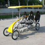 4-person roadster bicycle, surrey bike-dh-004