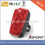 Outdoor Double Laser Powerful LED Bike Light-C006A Tail Bike Lights