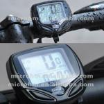 Wireless Cycle Computer Bicycle Bike Meter Speedometer-