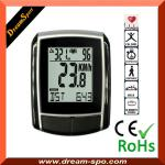 outdoor bicycle computer/cycle computer/bikespeedometer/heart rate monitor/speed cadence sensor-DCY-438