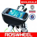 [11810] ROSWHEEL bicycle handlebar bag with quick release buckle-11810