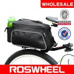 [14815] ROSWHEEL rear carrier bag for the impact resistance and Tear-resistant-14815