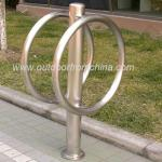 Outdoor steel/ stainless steel bicycle rack/ bike rack-SH-015
