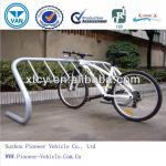 2014 Made in China-Suzhou Pioneer bike parking stand/Coat Hanger Bike Parking Rack factory (PV-S04-7 new design)-PV-S04-7
