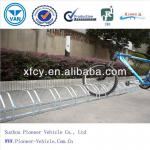 2014 best quality 5 ground bike storage rack/5 bicycle rack/5 bicycle parking stand factory(ISO approved)-PV-5C