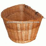 universal large/medium wicker/willow basket for classic electric bike//e bike/bicycle-2944