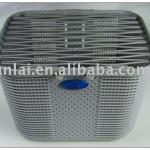 mould for plastic bicycle basket-