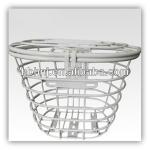 2014 hot sale beautiful covered bicycle/bike basket-HNJ-D-8633