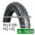 good tyre, green baby stroller tyre, safe child bike tyre-8.5*2, 10*2, 10*2.125, 121/2*21/4