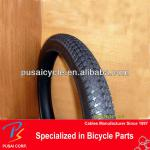 good quality black rubber bicycle tire 26x1.95-PS-AC-107