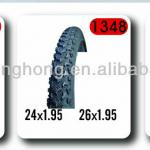 bicycle tires tubes in bulk from china-26*1.95