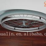 "24""wheelsets for wheelchair / pu foamed tire-HLT-24"