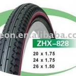 Bicycle tyre 20x1.75-20x1.75