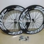 Wholesale! bicycles carbon wheels Zipp 808 & 50mm 100% carbon fiber zipp wheels & novatec hub + pillar spokes+ quick release-Z8