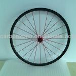 Wholesale:24mm Superlight Chinese Carbon Tubular Wheels-NP-24T