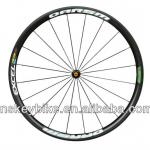 700C Full carbon clincher wheelset 33mm-OS-W33CC