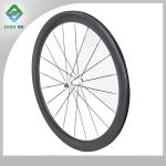 Yuan'an 700C carbon bicycle wheelset 50mm with NOVATEC hub OEM ODM-YA-W50C-01
