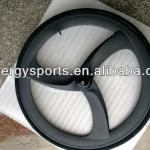 2014 new year best selling colerful carbon Track Wheelset for carbon 3 spoke clincher wheels-E3