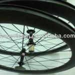 Carbon Road 56mm Aero Clincher Wheelset-56C
