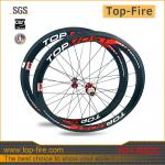 2013 latest design 700C T700 Toray,EN standard carbon wheels clincher & tubular carbon road bike wheels WH-R50C-WH-R50C