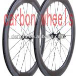 chinese light weight carbon rims&700C carbon clincher wheels&3k carbon wheelset-50mm carbon clincher wheels