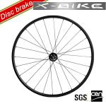 2014 XBIKE only 1000g 700c tubular 20mm disc brake road wheels-VX2A-DB