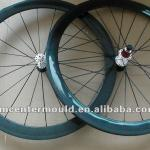 700C 50mm Carbon Wheelset Clincher For Road Bicycle-SDWH50C